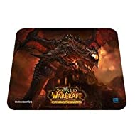 SteelSeries QcK 67208 Cataclysm Deathwing Edition Mouse Pad