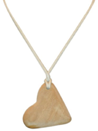 Barin Toys Teething Pendant, Heart front-996916