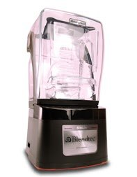 Blendtec Stealth Counter-Top Blender 2 ea Wildside Jars 100340