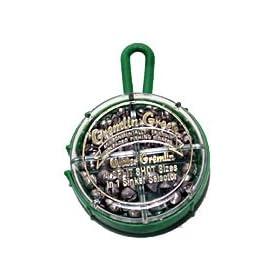 "Water Gremlin ""Green Gremlin"" Tin Split Shot Selector Size: Z-700 Removable Selector"