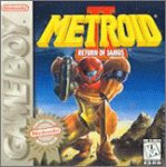 Metroid 2 - Game Boy