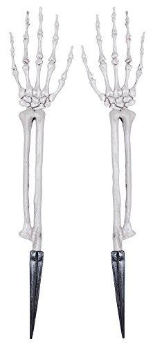 Skeleton Hands Halloween Prop