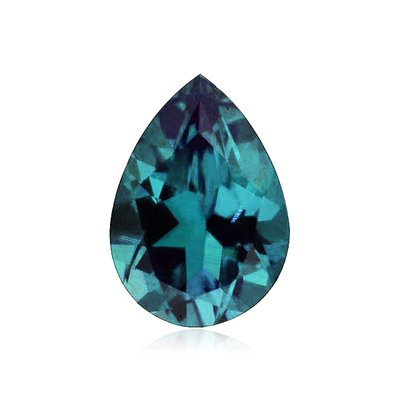 1.39 Cts of 9x6 mm AAA Pear Russian Created Alexandrite