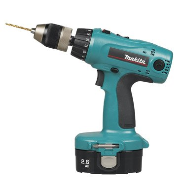 Makita 6347DWDE 18-Volt NiMH Cordless Drill/Driver Kit