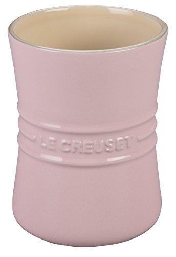Le Creuset Stoneware Utensil Crock, 1-Quart, Hibiscus