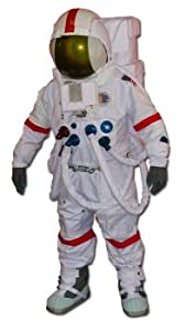 Apollo 17 Astronaut Space Suit Replica