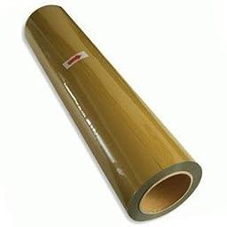 Heat Press Machine Transfer Vinyl film Material ALL COLORS tshirt cutter plotter(GOLD)