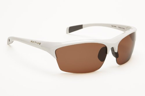 Native Eyewear Endura Sunglasses (Snow, Copper)
