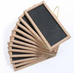 31XDdWaM9mL 12 Mini Chalkboards 2X4  For Wedding Place Cards Party Favors, & Crafts