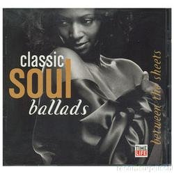 Classic Soul Ballads:Between The Sheets, Various Artists