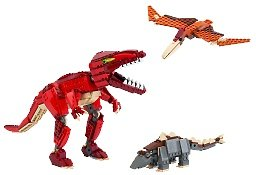 LEGO Make  &  Create Designer Set 4507: Prehistoric Creatures