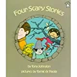 Four Scary Stories (0399206140) by Johnston, Tony