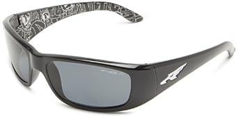 Arnette Quick Draw AN4178 Wrap Polarized Sunglasses by Arnette