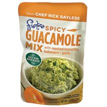 Frontera Foods Mix Guacamole Spicy Pouch 45 Oz Pack Of 8 by Frontera Foods
