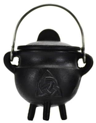 Triquetra Cast Iron Cauldron 3 Quot Outdoor Fryers And