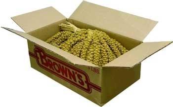 Cheap Golden Millet Spray 25lb (bulk) (Catalog Category: Bird / Millet Spray) (BBN42402)