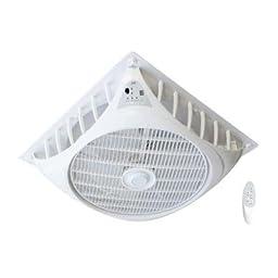 SPT SF-1691C DC-Motor Drop Ceiling Fan, 16\