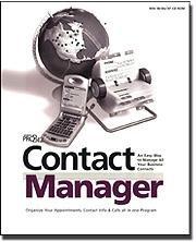 GLOBAL STAR SOFTWARE ProBiz Contact Manager ( Windows )