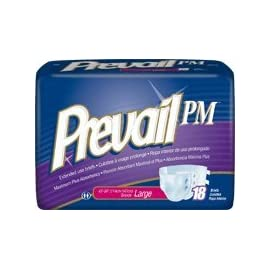Prevail Pm Adult Brief, Large 45