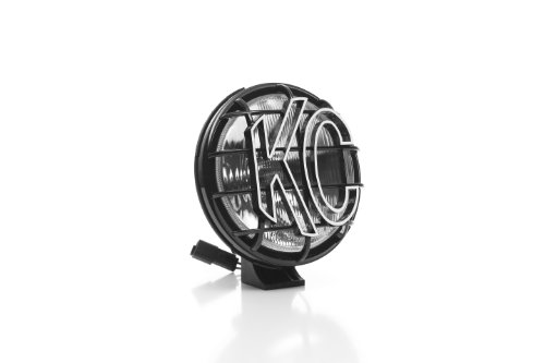 """Kc Hilites 1151 Apollo Pro 6"""" 100W Single Driving Light With Integrated Stone Guard"""