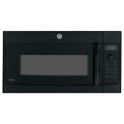 Ge Psa9120Dfbb Profile Advantium 1.7 Cu. Ft. Black Over-The-Range Microwave