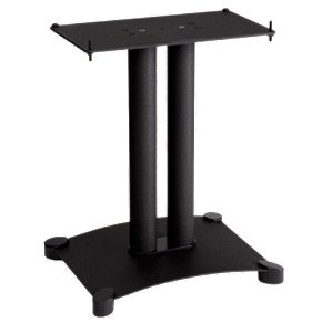Cheap Sanus Systems SFC18 Steel Foundations 18″ Tall Speaker Stand for Center Channel Speakers (SFC18-B1)