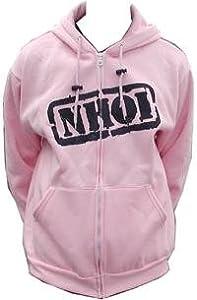 Jamais entendu parler (de NHOI) - rose à capuche, Small, Pink