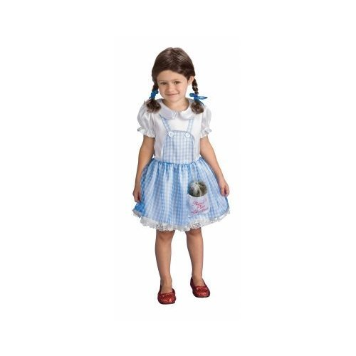 Rubies Costumes 186737 Wizard of Oz Dorothy Toddler-Child Costume Size: Toddler