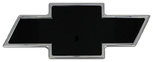All Sales (96195KC) Grille Emblem, Black, Front (2007 Chevy Silverado Front Emblem compare prices)