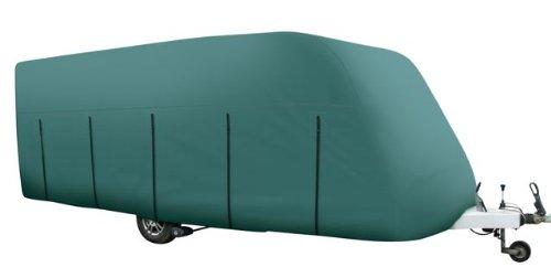 Maypole Superior Heavy Duty Breathable 19'-21' Green Caravan Cover