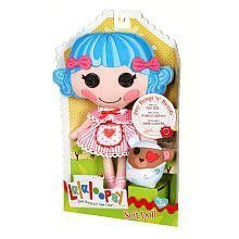 Lalaloopsy Soft Doll - Rosy Bumps 'N' Bruises - 1