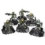 Mega Bloks Halo Anniversary Edition: UNSC Troop Pack