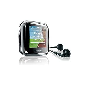 31XF3QOnhEL. SL500 AA300  Philips SA2925A/37 2GB Flash Audio/Video MP3 Player – $20 + free S&H