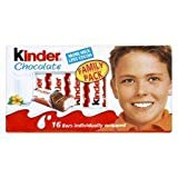 Kinder Mini Treats 16 Bar Pack 200G