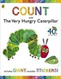 Eric Carle Count with the Very Hungry Caterpillar (Sticker Book)