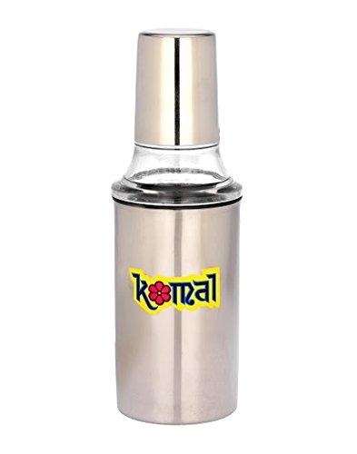 Komal Stainless Steel Oil Dispenser 1000 Ml