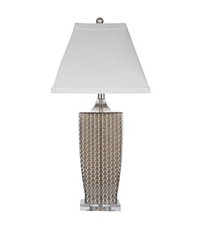 Bassett Mirror Company Slayton Table Lamp, Gold