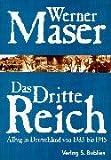 Das Dritte Reich: Alltag in Deutschland von 1933 bis 1945. Darstellung anhand von SD- und Gestapo-Akten