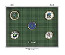 Boxed Ireland Ball Marker Collection