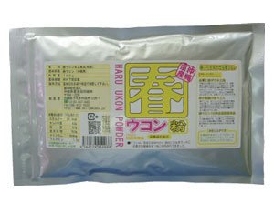 沖縄県産 春ウコン粉 袋入り100g
