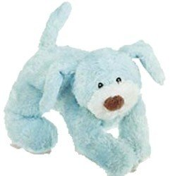 Baby Gund Blue My First Puppy