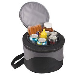 Picnic Time Caliente Portable Charcoal Grill & Cooler