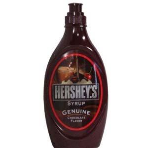 Chocolate Hershey Syrup Bank