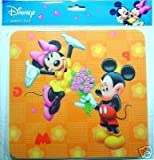 Disney Mickey & Minnie Mouse Computer Mouse Pad