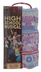 Buy Disney 3-pk. High School Musical Panties