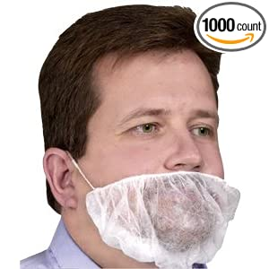 Ammex BR Beard Cover (Case of 1000): Amazon.com: Industrial