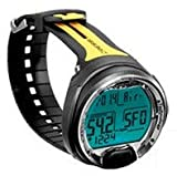 Cressi-Sub Digital Gauges Leonardo Yellow Uni