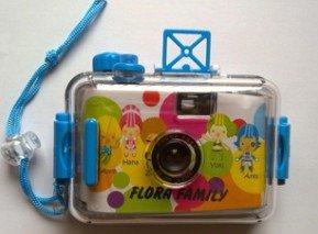 Lomo Aqua Pix Underwater Waterproof Film Camera Lovely(Kids)