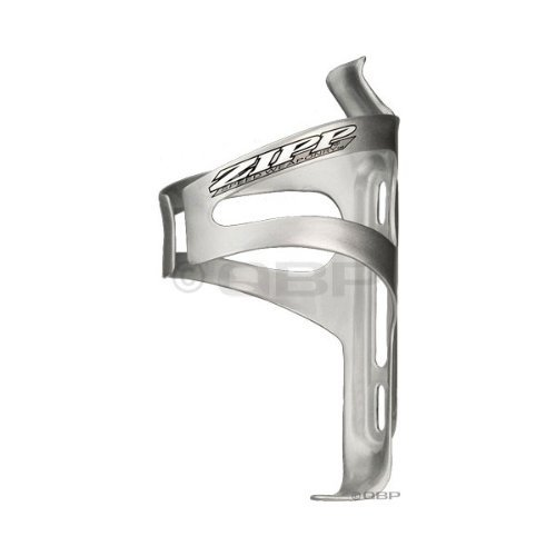 Zipp Carbon Water Bottle Cage: Silver