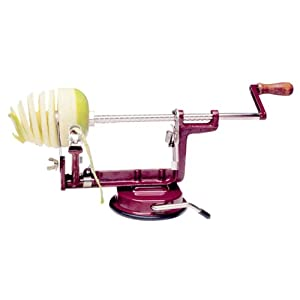 Amazon.com: Back To Basics Apple And Potato Peeler: Kitchen & Dining